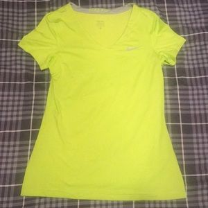 NIKE PRO Dri-Fit Women's V-Neck